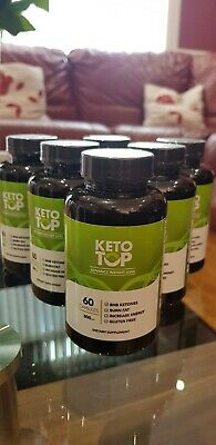 Keto Top (60 capsule) Advanced Weight Loss Diet Pills