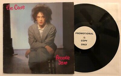 The Cure - Acoustic Daze - 1991 Promo Only Import (NM-) Ultrasonic Clean