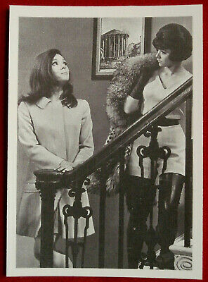 THE AVENGERS - Card #80 - RING IN THE NEW - Cornerstone 1992 - Diana Rigg