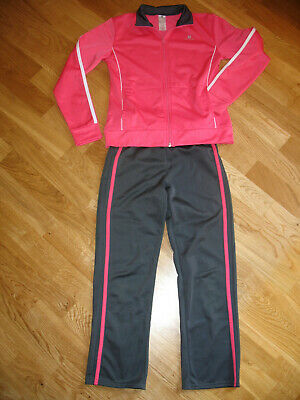 factory outlets big sale sports shoes ENSEMBLE SURVÊTEMENT FILLE 9-10 ans DÉCATHLON Jogging Veste+Pantalon