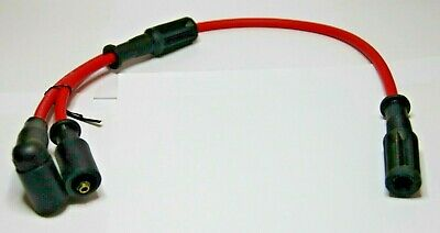 HARLEY DAVIDSON SPORTSTER 2007 to 2013 HT LEADS CABLES 7mm BRAND NEW RED
