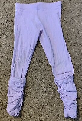 10 ~Matilda Jane Girls Purple Hammond Bay Ballet Leggings! PLAY