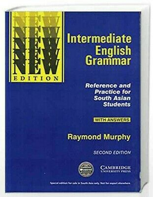 Grammar Book English Grammar in Use with Answers Intermediate By Raymond Murphy