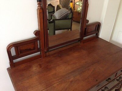 Late Victorian Lamb Of Manchester Dressing table Side Board Hall
