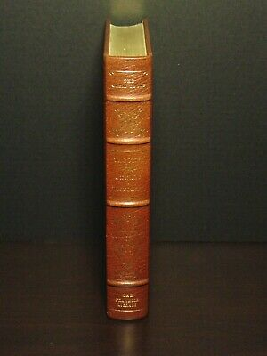 The Annals And The Histories - Tacitus - Franklin Library - Great Books -Leather