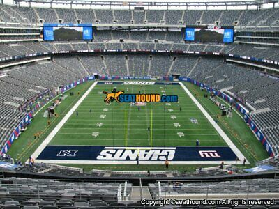 New York Giants vs Dallas Cowboys 11/4/19