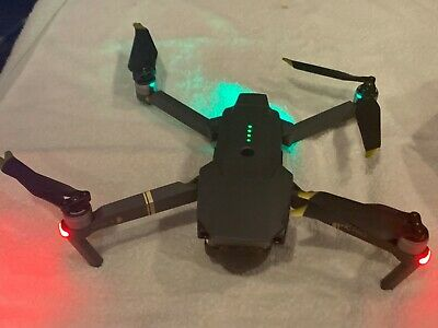 DJI Mavic Pro Quadcopter with Remote Controller, 3 Batteries, car charger & more