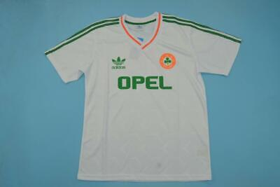 Rep Of Ireland World Cup 1990 Away Shirt  -  All Sizes Available S M L Xl