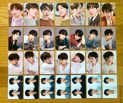BTS 3rd Album Love yourself 'Tear' Official Photocards 28pcs Full Set