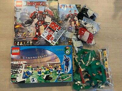Lego Blocco 18.30 Kg City Creator Vintage anni 80 90 Bionicle chima Games SYSTEM