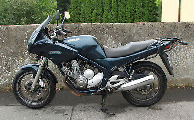 Yamaha XJ 600 S Diversion Typ BRA original 66tkm 3 Hd läuft Cafe Racer Ratbike!!