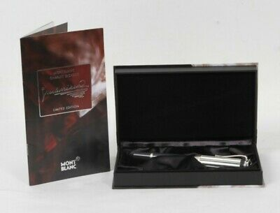 Montblanc Writers Edition 2001 Charles Dickens Fountain Pen F Nib.