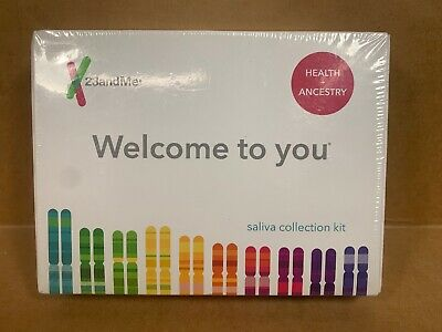 23andMe DNA Test Health + Ancestry Personal Genetic Service (Lab Fee Included)