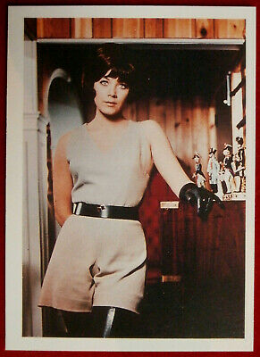 THE AVENGERS - Card #87 - NO CREAMPUFF - Cornerstone 1993 - Linda Thorson