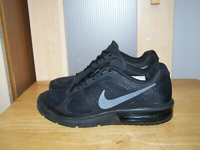 NIKE AIR MAX Sequent 2 Trainers 869994 001 Size 4Uk EUR 27