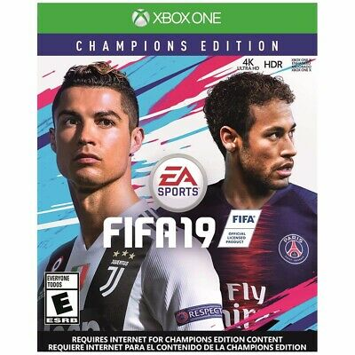 FIFA 19: Champions Edition - Xbox One - Brand New Factory Sealed