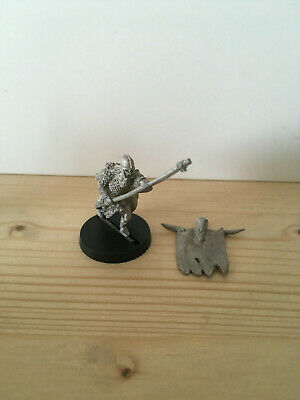 Games Workshop Citadel Lord of the Rings Dunlending Standard Bearer Metal