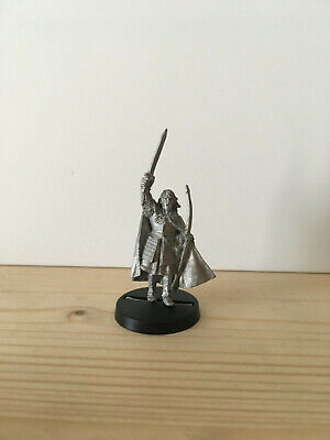 Games Workshop Citadel Lord of the Rings Lotr Beregond Metal