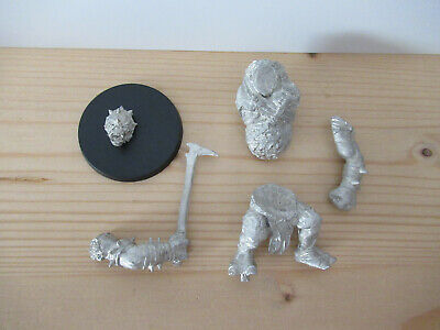Games Workshop Citadel Lord of the Rings Lotr Buhrdur Metal