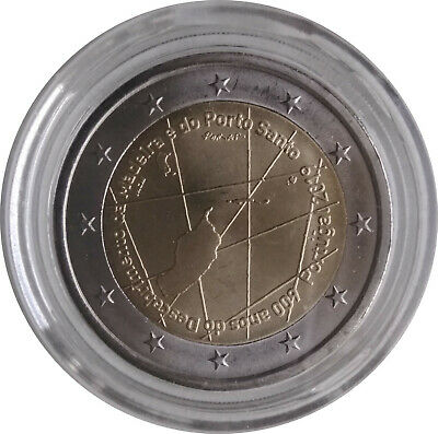 2 Euro Portugal 2019 Madeira Insel sofort Lieferbar