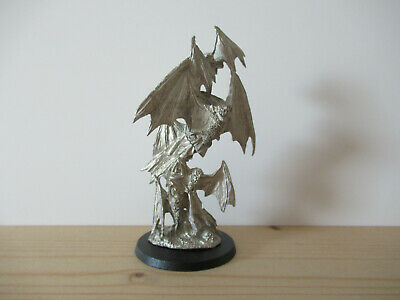 Games Workshop Citadel Lord of the Rings Lotr Giant Bats Metal