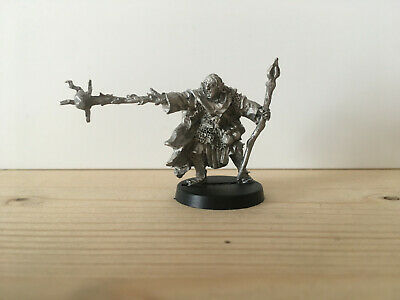 Games Workshop Citadel Lord of the Rings Lotr Kardush The Firecaller Metal
