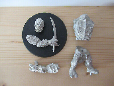 Games Workshop Citadel Lord of the Rings Lotr Mordor Troll Chieftain Metal