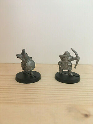 Games Workshop Citadel Lord of the Rings Lotr Murin and Drar Metal