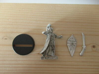 Games Workshop Citadel Lord of the Rings Lotr Rumil Metal