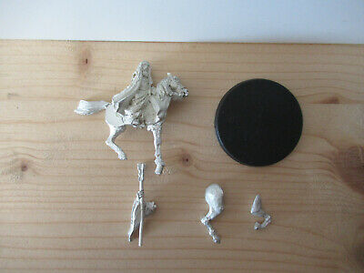 Games Workshop Citadel Lord of the Rings Lotr Saruman Foot and Mounted Metal