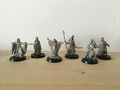 Games Workshop Citadel Lord of the Rings Lotr The White Council Set Metal