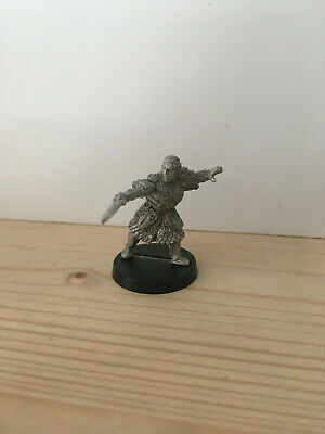 Games Workshop Citadel Lord of the Rings Lotr Theodred on Foot Metal