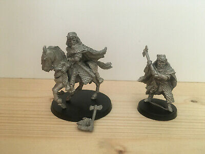 Games Workshop Citadel Lord of the Rings Lotr Thrydan Wolfsbane Ft & Mtd Metal