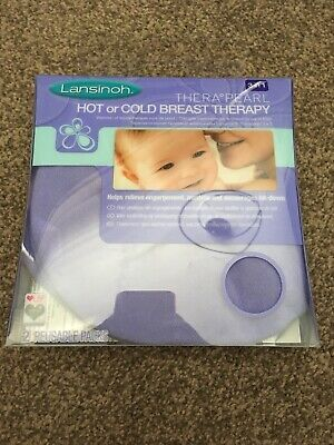 Lansinoh Hot Or Cold Breast Therapy Pads