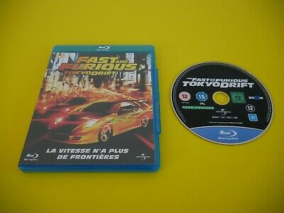 Blu-Ray - Fast and Furious Tokyo Drift