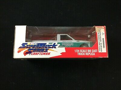 Racing Champions 1:24 Scale 1955 Premier Edition Die Cast NASCAR Super Truck