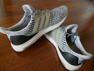 cozy fresh best selling on feet images of ADIDAS ULTRA BOOST 3.0 Oreo, Gr. 45 1/3 Zustand Ok - EUR 47 ...