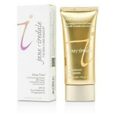Jane Iredale Glow Time Full Coverage Mineral BB Cream SPF 25 - BB5 50ml BB