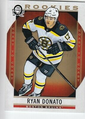 2018-19 O-Pee-Chee Opc Coast To Coast Rookie #170 -Bruins- Ryan Donato