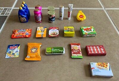 Coles Little Shop ALL series limited spares
