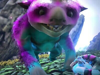 ARK SURVIVAL EVOLVED Xbox One Pve Cotton Candy Element Dust Male Gacha