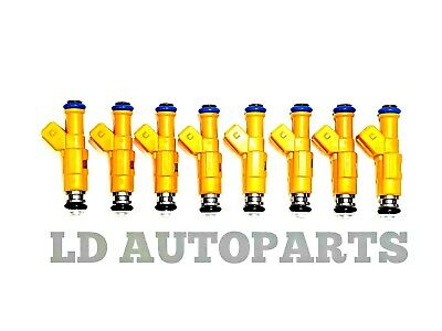 8 X Fuel Injectors for 94-98 Ford Lincoln Mercury 4.6L V8 Bosch #0280155700