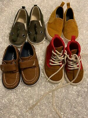 Old Navy Nautica Gap Slip On Boat Shoes Baby Toddler Boys Shoes Lot Size 5