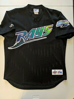 outlet store 475a6 9d65d NEW!! TAMPA BAY Devil Rays Jose Canseco Home White Vintage ...