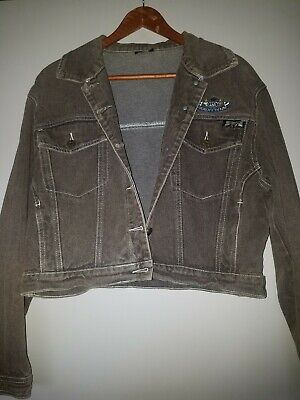 JAG DENIM JACKET AND JEANS..SIZE 8..PURCHASED MID 1990s