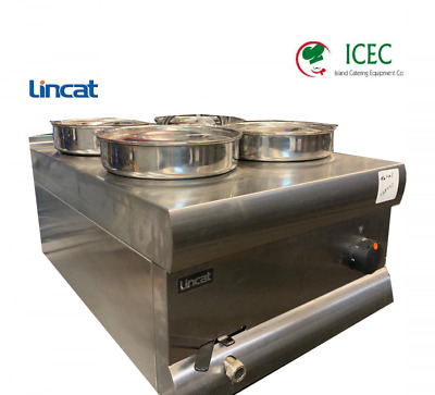 Lincat Bain Marie  4 pots  / BS4W – Lincat Silverlink 600 Electric Counter-to...