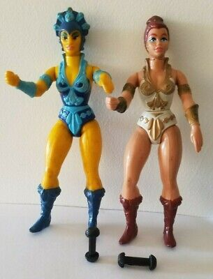 Replacement Masters Of The Universe Female Leg Bands 2PK MOTU