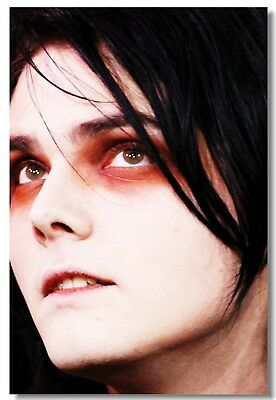 Poster My Chemical Romance Music Band Group Wall Club Room Cloth Print 202