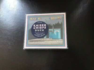Kaiser Chiefs - Duck - CD Brand - New Still With Wrapping FREE DELIVERY