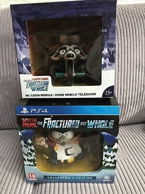 South Park The Fractured but Whole collector's Edition PS4 incl. RC coon mobile